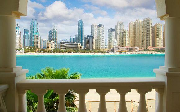 Crowne Plaza Dubai Festival City 5 * opcional