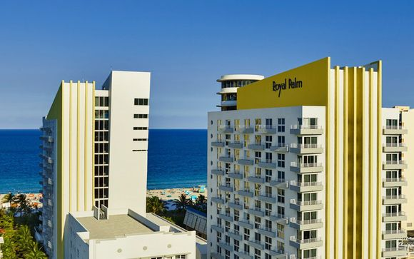 Hotel Royal Palm South Beach Miami 4*