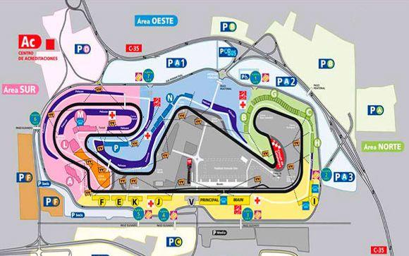 Gran Premio de Moto GP 2018 en Montmeló