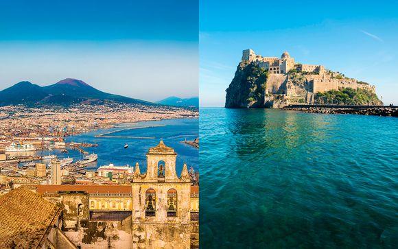 Italia Ischia - Hotel Santa Brigida 4* y Hotel Terme Mare Blu 5* desde 306,00 €