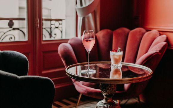 Hotel Le Palais Gallien 5*