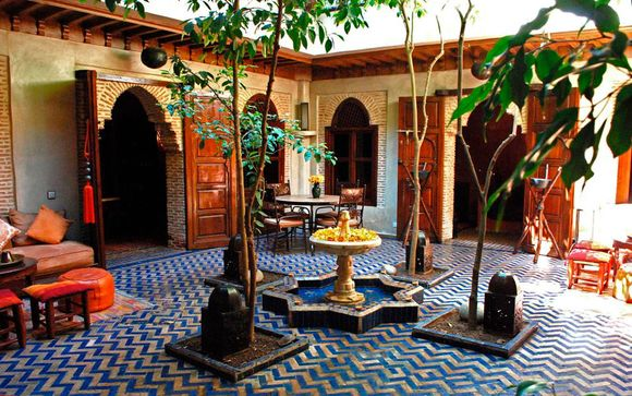 Riad Maïpa, en Marrakech