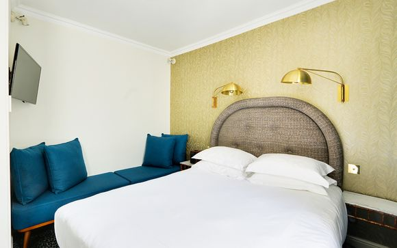 Grand Pigalle Hotel 4*