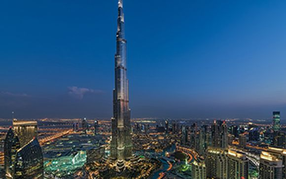 Completa tu estancia en Dubái