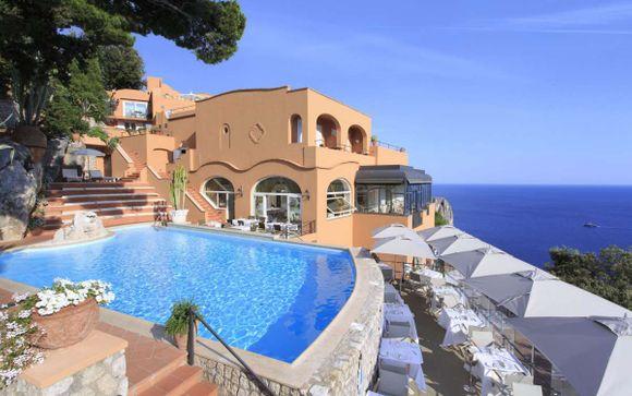 Hotel Punta Tragara 5*