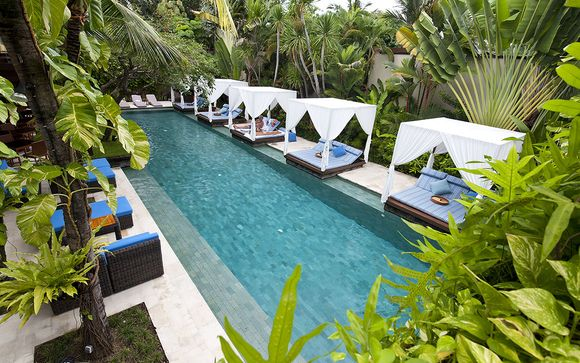 The Elysian Boutique Villa Hotel 5*