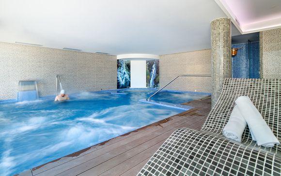 Oca Playa de Foz Hotel & Spa 4*
