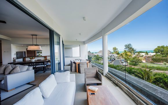 Life in Blue - Azuri Residence