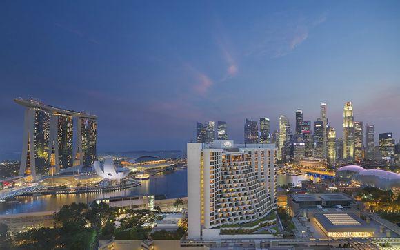 Mandarin Oriental Singapur 5*