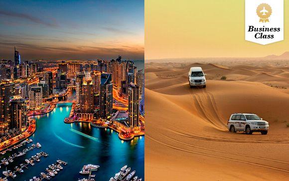 Emiratos Árabes Unidos Dubái - Descubre Dubái con Steigenberger Hotel 5* desde 2.690,00 €