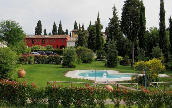 Borgo San Giusto le abre sus puertas