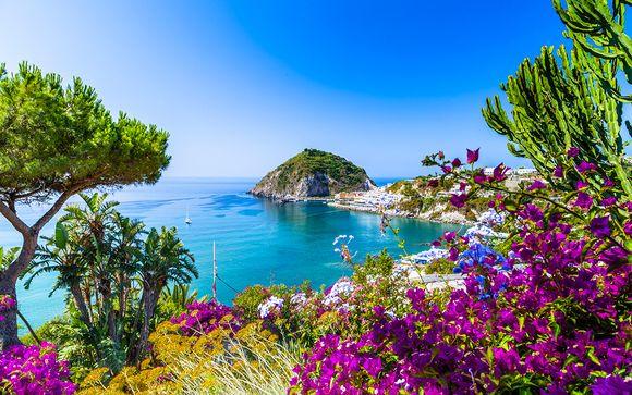 Italia Ischia - Hotel L?Approdo 4* desde 132,00 €