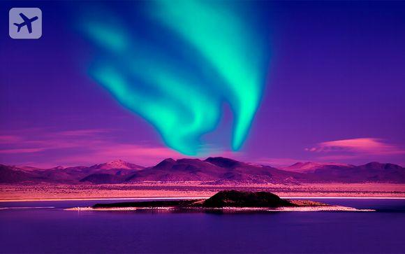 con Voyage Prive en Ivalo Finlandia