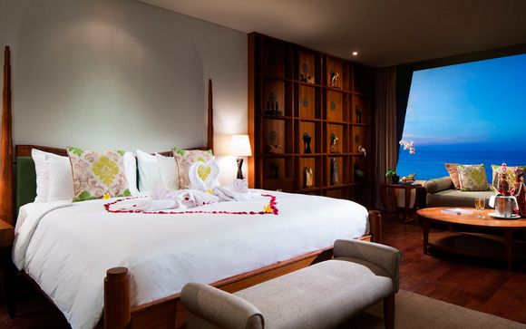 Suite Ocean Front Honeymoon