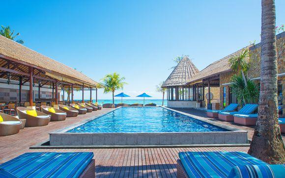 Adiwana Monkey 4*, Lembongan Beach 4* y Dancing Villas 5*