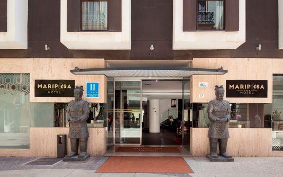 Hotel Mariposa 4*