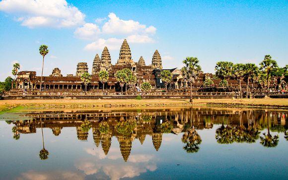 Camboya y Tailandia te esperan