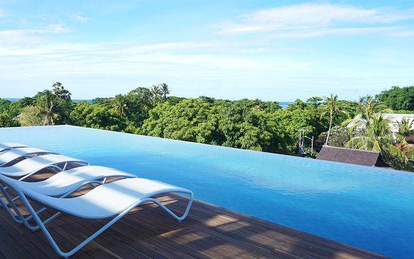 Indonesia Sanur  Ubud Wana Resort 4* y Artotel Sanur 4* desde 1.043,00 €