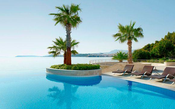 Croacia Split - Hotel Le Méridien Lav Split 5* desde 139,00 €