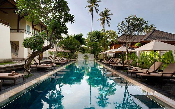 Indonesia Nusa Dua - Nusa Dua Beach Hotel &amp Spa 5* desde 1.215,00 ? con Voyage Prive en Nusa Dua Indonesia