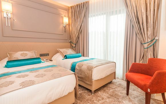 El Hotel Park Grazza Hotel  le abre sus puertas