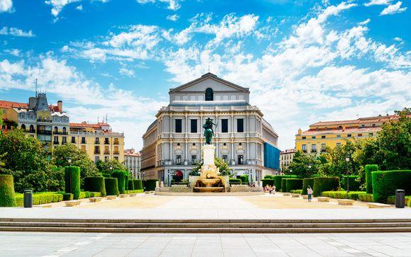 Madrid: Hotel Puerta de Toledo