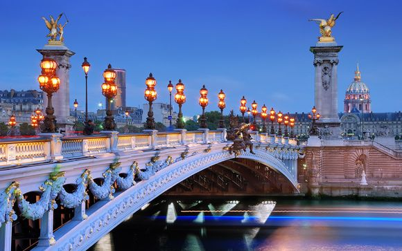 Francia París  The Five Hotel 4* desde 107,00 €
