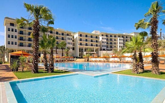 Marruecos Fez - Palais Medina &amp Spa 5* desde 106,00 €