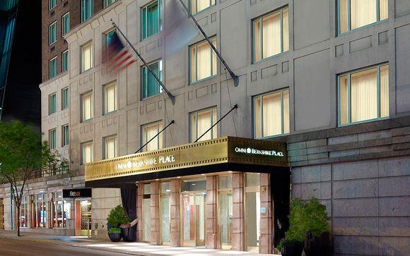 El Hotel Omni Berkshire Place 4* le abre sus puertas