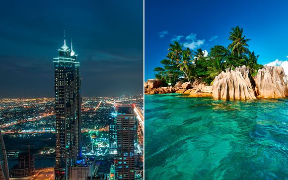 Sheraton Dubai Creek 5* y Le Méridien Fisherman's Cove 5*