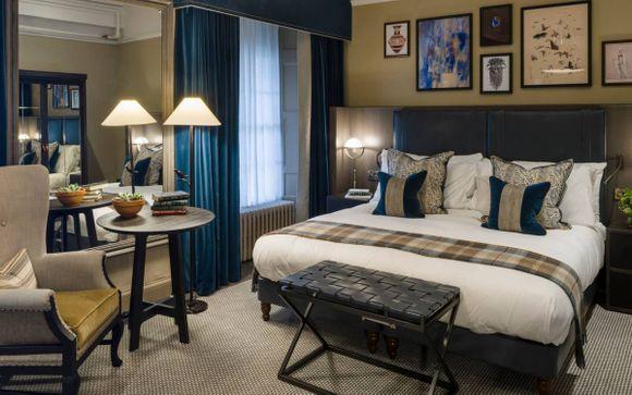 Kimpton Charlotte Square Hotel 5*