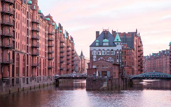 Le Méridien Hamburg 5*