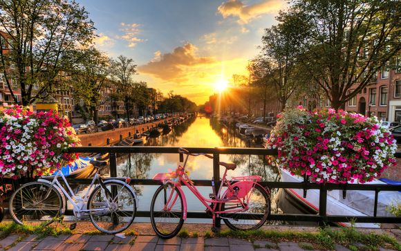 NH Collection Amsterdam Flower Market 4*