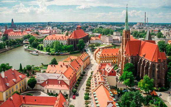 Polonia Cracovia Tesoros de Polonia desde 1.035,00 €