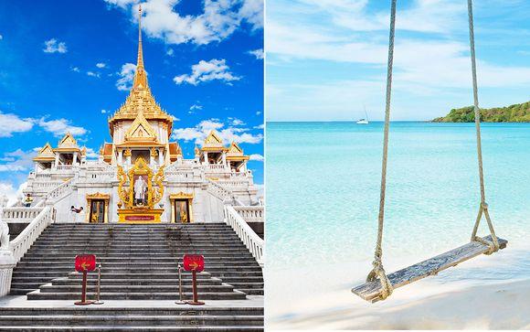 Tailandia Khao Lak - Mandarin Hotel 4* y Manathai Surin 4* & Manathai Khao Lak 4* desde 1.234,00 €