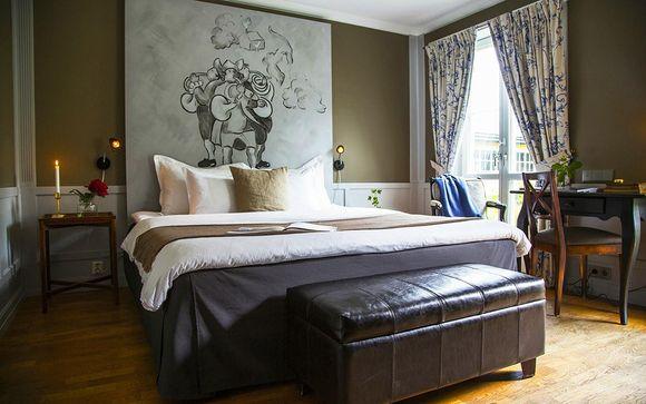 Hotel Stallmästaregården 4*