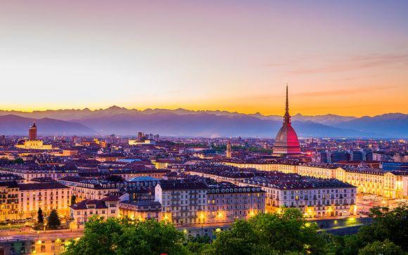 Italia Turín - Duparc Contemporary Suites 4* desde 30,00 €