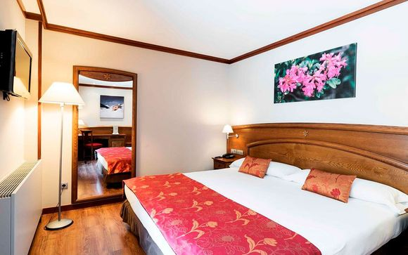 Hotel Canaro & Ski 4*