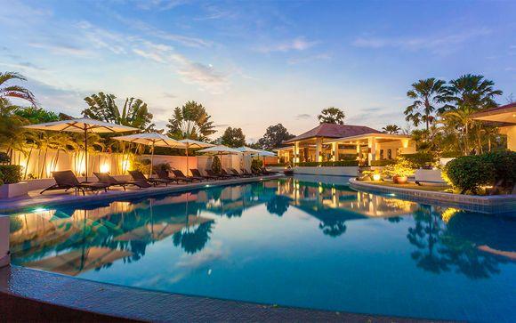 Cachet Dewa Resort Phuket 5*