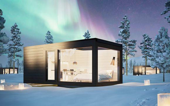 En busca de las luces de la aurora boreal
