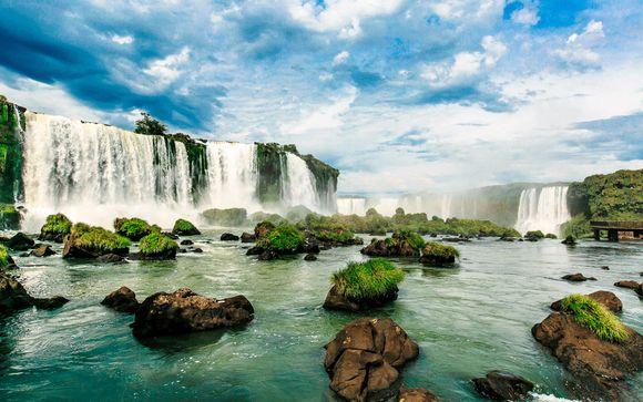Bellezas de Argentina: Iguazú y Ushuaia