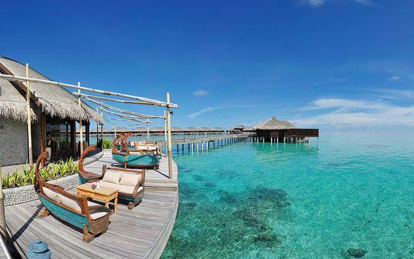 Ayada Maldives 5* Gaafu Dhaalu Atoll Maldivas en Voyage Prive por 2359.00 EUR€