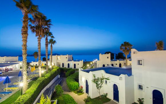 El Aeolos Beach Resort 4* le abre sus puertas