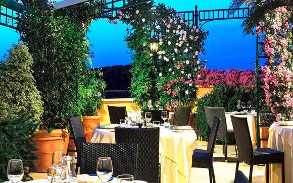 Arte, elegancia y confort junto a los jardines de Villa Borghese