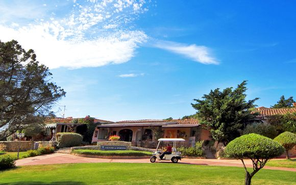 Colonna Hotel Country & Sporting Club  4*
