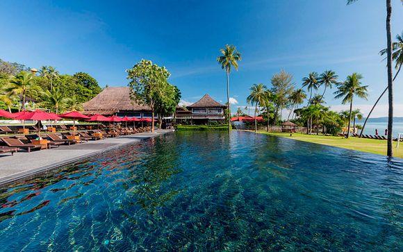 Centre Point Silom 4* y The Vijitt Resort Phuket 5*