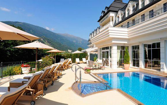 Grand Hotel Lienz 5*