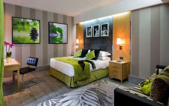 Italia Roma - Hotel Ariston Roma 4* desde 88,00 ? con Voyage Prive en Roma Italia