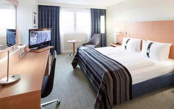 Hotel Holiday Inn Münich Centre
