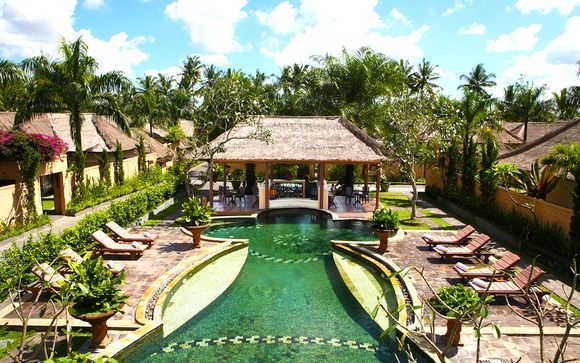 Combinado Furama Villas & Spa 4* + The Leaf Jimbaran 5*